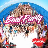 Amor Boat Party 2017 R&B mix by Mr Fresh