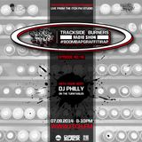 DJ Philly - Trackside Burners 46 - ITCH FM (07-SEP-2014)