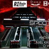 D.W. Sync [HUN] Spectrum Techno Radio Show # 19 Pt.3