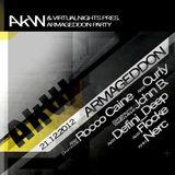Nerc @ Frequenzklinik Wrexen (AkW presents Amagedoon) 21.12.2012