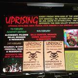 WHAT A TAPE!! UPRISING Dj Kenny Sharp 07/02/97