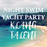 Night Swim Yacht Party