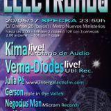 Negocius Man @ Specka - Electrohub 20/05/2017