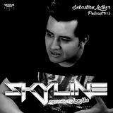 Landho Pres Skyline Radio 015 @ Vicious Radio | Guest: Sebastian Ledher