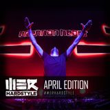 Brennan Heart presents WE R Hardstyle April 2017