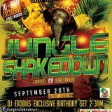 DJ EXODUS 100% OLDSKOOL JUNGLE 93-94