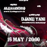 DJane Yani - Invisible Sounds 040 Guest Mix @ Vibes Radio Station 16 May 2011