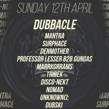 Professor Lesser b2b Gungas - ClouwdNineFM 12/04/15