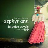 ZEPHYR ANN live impulse mix. 05 april 2017   whcr 90.3fm   traklife.com