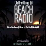 Ben Mabon In The Mix On Beach Radio #2