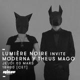 Lumière Noire : Chloé Invite Moderna & Theus Mago - 03 Mars 2016