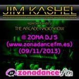 Jim Kashel @ Zona DJ's (09/11/2013) www.zonadancefm.es