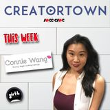 "Connie Wang YouTuber and Star of ""Tokens"""