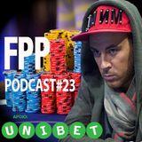 FPP Podcast #23 - Futebol, Poker e Política com Claudio Coelho