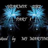 Yearmix 2012 Mixed by MJ MARTINO PART 1