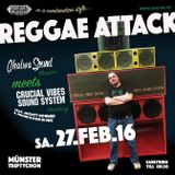 Chalwa Sound meets Crucial Vibes with Mighty Howard and Highn B at Tryptichon Münster 17. Feb 2016