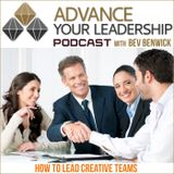 PODCAST #7 How To Lead Creative Teams