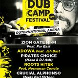 Zion Gate Hi-Fi  Dub Camp 2016