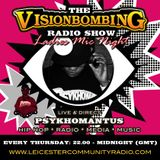 The VisionBombing Radio Show 11/08/16 Ladies Mic Nite