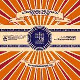 #15 ACCADEMIAITALIANADJ RadioShow at IBIZAGLOBALRADIO Tony Marcio + Federico Rosa 12th Apr 2018