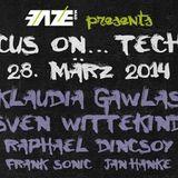 FAZEmag Focus On Techno - FADEN ( Dj Contest)