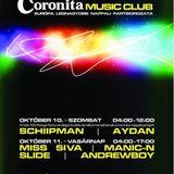 Andrewboy, Manic-N - Coronita live (2009 10 09) full