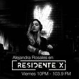 DJ Set Alejandra Rosales Residente X