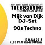 Mijk van Dijk - Polska Edycja The Beginning,