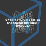 Shadowbox @ Radio 1 10/02/2019: Fingerprint Guestmix