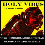 Holy Vibes Session 3 - God Radio (Christian Electro/Progressive House & Dubstep)
