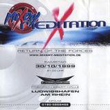 Andy C + The Ragga Twins + MC Shabba @ Mixery Meditation, Ludwigshafen (30.10.1999)