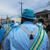Second Line Brass - Street Jazz Funk  of New Orleans