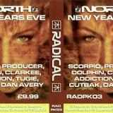 NORTH NYE 2003 PACK 3 - DAN AVERY