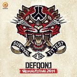 Dj Coone presents Defqon.1 Weekend Festival 2014 Survival Of The Fittest (In The Mix)
