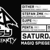 Stefan ZMK @ Abused Invites Heresy - Antwerp Belgium 2015 [industrial|hardcore|crossbreed]