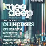 KIT MASON @ Knee Deep - Harrogate june28th2013
