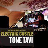Tone Tavi - Back to Techno (Live @ Electric Castle 2015)