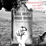 Soul Sides radio show Funeral Service pt. 1