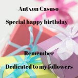 Special happy birthday Remember Dedicated to my followers