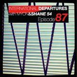 International Departures 87
