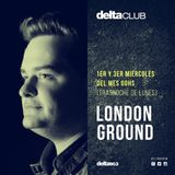 London Ground - Delta Club on Delta 90.3 FM - 03-May-2016