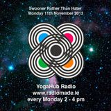 Kt Mc from SwoonerRatherThanHater on YogaHubRadio