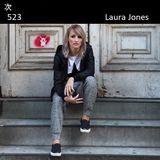 Tsugi Podcast 523 : Laura Jones