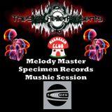 Melody Master Specimen Records Session
