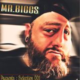 Mr.Biggs - Selection : 001- A journey through some heavy dramatic Drum & Bass from mid 2017.