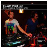 Podcast Series #018 / Disko Selectors - Lento Violento.