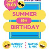 Summer Birthdays