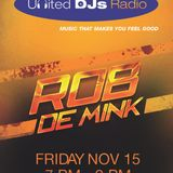 Rob de Mink @ United DJs 15112019