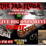 The 3rd Floor - The Live Big Ones Review Episode (Show #7 Pt. A)