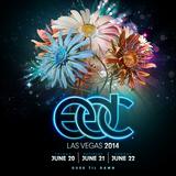Cedric Gervais - Live @ EDC Las Vegas (USA) 2014.06.20.